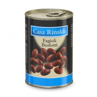 Casa Rinaldi Borlotti Bohnen 400g