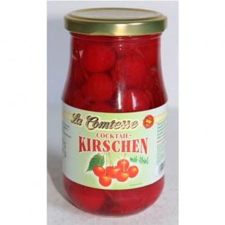 Royal Rote Cocktail Kirschen 190g