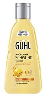 Guhl Shampoo Natürlicher Schwung, 250ml