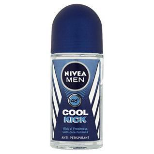 Nivea for Men Cool Kick Roll On 50m