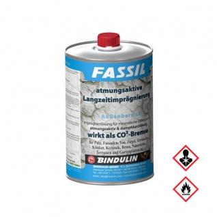 Bindulin Fassil Impraegnierung Langzeitimprägnierung Flasche 1000ml