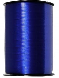 Kraeuselband glatt ultramarineblau 250