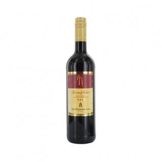 Niederkirchener Dornfelder Rotwein Halbtrocken aus Deutschland 750ml