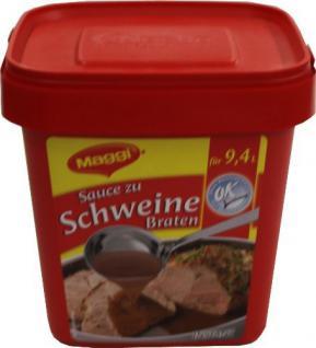 Maggi Sauce zu Schweinebraten 900 g