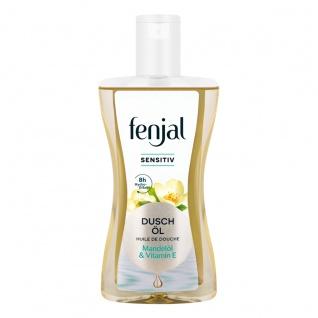 Fenjal Dusch Öl Sensitiv mit natürlichem Mandelöl und Vitamin E 225ml