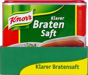 Knorr Klarer Braten Saft, 3er Pack (3 x 2.5 l)