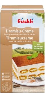 Frischli Tiramisu Creme garantiert eine maximale Produktsicherheit 1000g