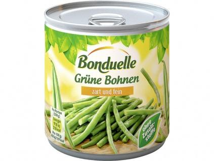 Bonduelle grüne Bohnen zart und fein die Klassiker 400g 6er Pack