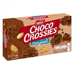 Nestle Choco Crossies Lass es richtig knuspern mit den Knusperpralinen 150g