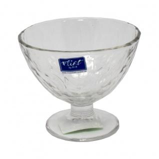 Ritzenhoff und Breker Palma Eisschale aus Glas servieren 375ml