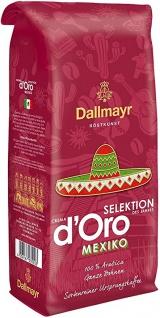 Dallmayr Crema d Oro Selektion des Jahres Kaffeebohnen 1000g 3er Pack