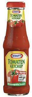 Kraft - Tomaten Ketchup ohne Konservierungsstoffe ohne Geschmacksverstärker - 300ml