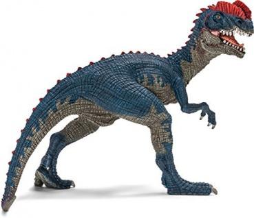 Schleich North America Dilophosaurus Spielfigur handbemalt detailtreu