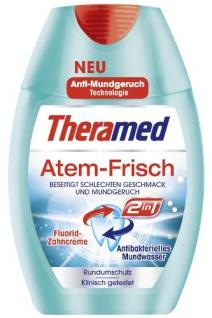 Theramed 2in1 Atem-Frisch 75ml