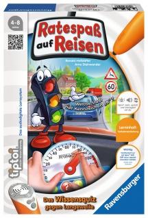 Ravensburger Ratespaß auf Reisen