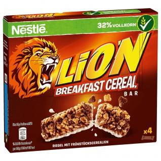 NESTLE LION Cerealien Riegel 4er Multipack (4x25g)