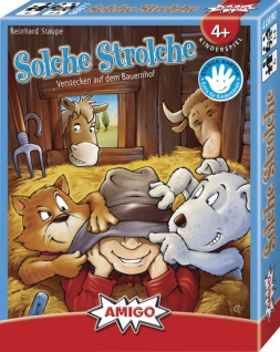 Amigo Spiele 06977 Solche Strolche Ein Spiel für Kinder ab 4 Jahren