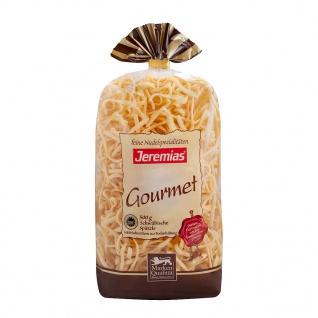 Jeremias Schwäbische Spätzle g.g.A. Gourmet mit Frischei 500g 2er Pack