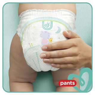 Pampers BABY DRY PANTS Windeln Gr.6 Extra Large 15+kg Einzelpack 23ST