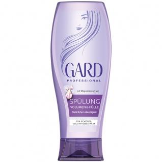 GARD Spülung Volumen und Fülle für schönes voluminöses Haar 250ml