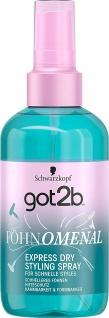 got2b Föhn Spray FÖHNOMENAL Express Dry mit Hitzeschutz 200ml