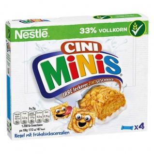 NESTLE CINI MINIS Cerealien Riegel 4er Multipack (4x25g)
