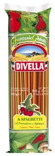 Divella Spaghetti bunt 8/1
