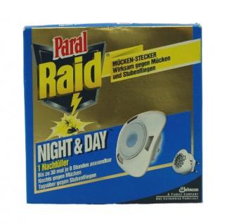 Raid Night & Day Trio Insektenstecker Nachfüller