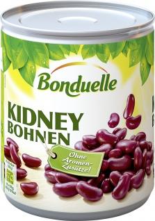 Bonduelle rote Kidney Bohnen Hülsenfrüchte Gemüsekonserve 500g