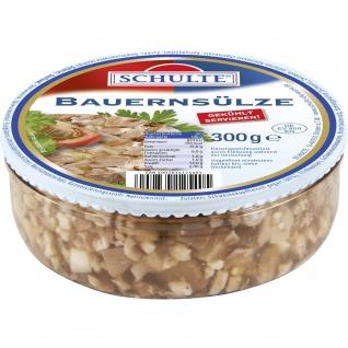 Schulte Bauernsülze Schweinefleisch herzhaft im Geschmack 300g