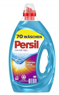 Persil Color Gel flüssige Variante 70 Waschladungen 3500 ml 2er Pack