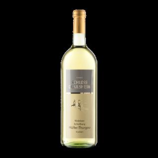 Rödelseer Schloßberg Müller-Thurgau QbA trocken 11% Weißwein 750ml