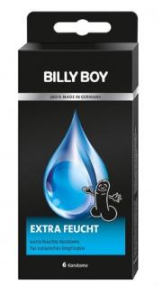 Billy Boy Extra Feucht Kondome 6er Packung. 6 Kondome