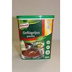Knorr Geflügeljus pastös erlesene Zutaten in Feinster Qualität, 1, 3 kg