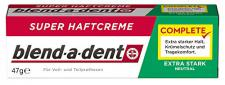 Blend-a-dent Super-Haftcreme extra stark -neutral-, 3er Pack (3 x 47 g)