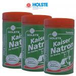 HOLSTE Kaiser Natron Tabletten 3er Sparpack 3 x 100 Stck.