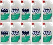 10x Odol Mundspülung Plus Pflege Für Das Zahnfleisch 125ml Antibakteriell