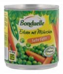 Bonduelle - Erbsen mit Möhrchen - 212ml/130g