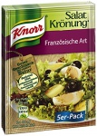 Knorr Salatkrönung Kräuterdressing Französiche Art 10g 5x5er Pack