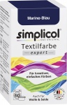 Simplicol Textilfarbe expert Marine Blau