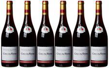 Französischer Wein Côtes du Rhone AOC