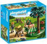 PLAYMOBIL 6815 - Waldlichtung mit Tierfütterung