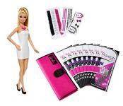 Mattel Barbie CFD56 - Fashion Design Maker, Puppe mit Zubehör