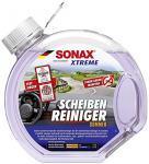SONAX 272400 XTREME ScheibenReiniger Sommer gebrauchsfertig, 3l