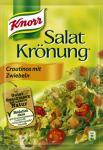Knorr Salatkrönung Croutinos mit Zwiebeln, 10er Pack