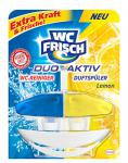 WC Frisch Duo Aktiv Duftspüler Lemon Original, 1 Stück
