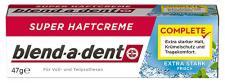 Blend-a-dent Super-Haftcreme extra stark -frisch-, 3er Pack (3 x 47 g)