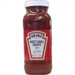 Heinz Hot Chili Sauce, scharfe Sauce (2, 5kg Flasche)