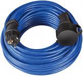 Verlaengerungskabel Bremaxx IP 44 blau
