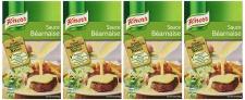 Knorr Tafelfertige Bearnaise Soße mit Kräutern 250ml 4er Pack